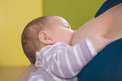 Giving up breastfeeding your baby